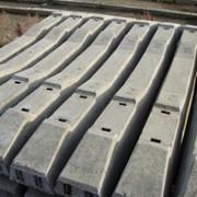 Шпалы железобетонные Fossloh (Фоссло) под скреплений fossloh для железных дорог, СТ РК 1447-2005 фото