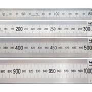 Линейка измерительная металлическая 150х19 ЧИЗ фото