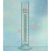 Цилиндры мерные на стеклянном основании 1-250-2 ГОСТ 1770-74 фото