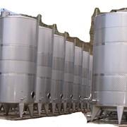 Изготовление и монтаж емкостного оборудования из нержавеющей стали фото