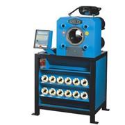 Пресс специальный HM 490, HM 500, HM 502 для обработки тяжелых рукавов (РВД) фото