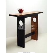 Стол-барьер. Мебель для общественных помещений. Мебель для учебных заведений. Мебель школьная. фото