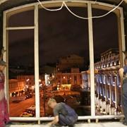 Услуги демонтажа металлопластиковых окон фото