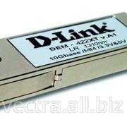 Модуль D-Link DEM-422XT 10GBaseLR XFP 10GBASE-ER 10Gigabit фото