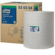 Tork Tork нетканый материал для удаления масла и жира в большом рулоне, серый фото
