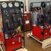 Производство маслостанций высокого давления 32-70 МПа фото