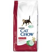 Сухой корм для кошек CAT CHOW UTH 1.5 кг фото