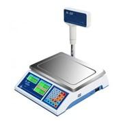 Весы торговые Mercury M-ER 322CP/323CP фото