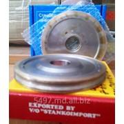 Круг алмазный шлифовальный 14F6V и 1F6V c полукругло-вогнутым профилем фото