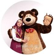 Маша и Медведь на детский праздник! фото