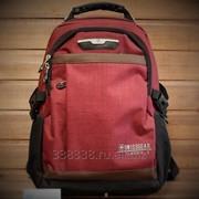Рюкзак швейцарской марки Swissgear фото