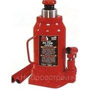Домкрат бутылочный 20т Big Red T92003K (быстрый подъем) фото