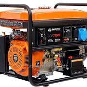 Генератор бензиновый Daewoo GDA 7500E фото