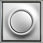 ABB серия IMPULS цвет серебристо-алюминиевый/хром фото