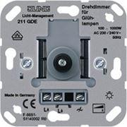 Роторный диммер 100-1000W нагрузка 230V фото