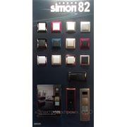 Розетки и выключатели Simon серия 82 фото