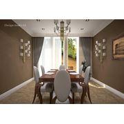 Дизайн интерьеров от студии Линии фото