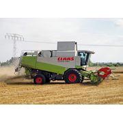Ремонт и техническое обслуживание Сельхозмашины Claas фото