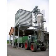 Зерносушилки MECMAR башенные модель RT, Украина фото