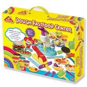Пластилин-тесто Happy Dough Fast Food Center фото