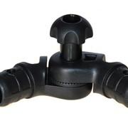Наклонно-соединительный узел для труб Ø 22, 29 мм Правый фото