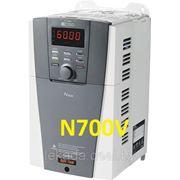 Частотный преобразователь HYUNDAI 55 кВт серия N700V-550HF фото