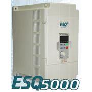 Частотный преобразователь ESQ5000 3,7кВт фото