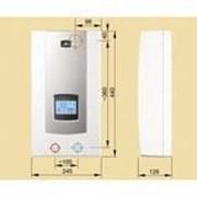 Проточный водонагреватель 10-16 кВт Kospel PPVE 9/12/15 фото