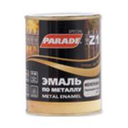 Эмаль PARADE Z1 фото