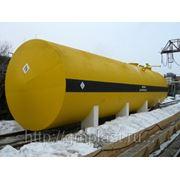 Стальные резервуары и емкости(новые) фото