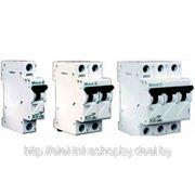 Авт. выключатель Moeller PL6 1P 16А, тип С, 6кА, 1M фото