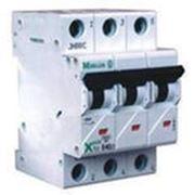 Трехполюсный автоматический выключатель Eaton 20A. Moeller. фото