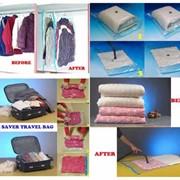 Ваккумный пакет для хранения вещей ТОТО Vacuum Compressed Bag 80 х 110 см. (код. 9-141) фото