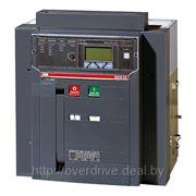 Автоматический выключатель E4S 4000А, выкатное исполнение 3P, 75кА, I1=0.4…1xIn, I3=1.5…15In фото