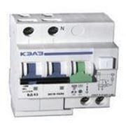 Автоматический выключатель ВД63 до 63А фото