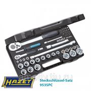 Набор головок HAZET 953SPC фото