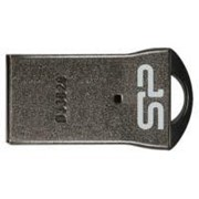 USB флеш накопитель Silicon Power 64GB Touch T01 USB 2.0 (SP064GBUF2T01V1K) фото
