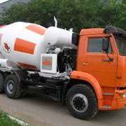 Раствор М50, М75, М100, М150, М200 с доставкой по Киеву и области, миксер фото