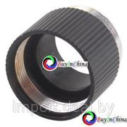 Удлинительное кольцо для дополнительной батареи фонарика 18650 фото