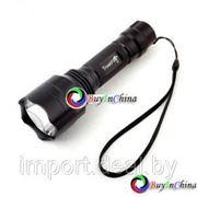 Светодиодный фонарь TrustFire C8 (CREE Q5) фото