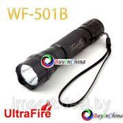 """Светодиодный фонарь """"UltraFire"""" (WF-501B) фото"""