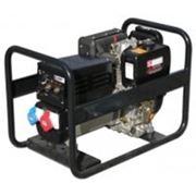 Бензиновый сварочный агрегат AS220 DC GX фото