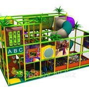 Лабиринт детский игровой 25м2 фото