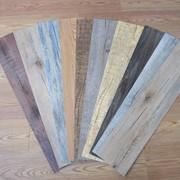 Гибкий ламинат - кварц виниловая плитка. фото