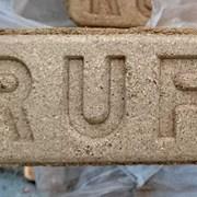 Топливный брикет из дуба RUF (Руф) фото
