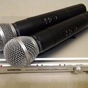 Микрофон, Радиомикрофон SH500 мікрофон радіосистем фото