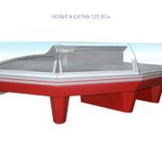 Витрина универсальная холодильная с низким стеклом НЕМИГА EXTRA 125 ВСн фото