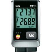 Testo 175T3- двухканальный регистратор температуры фото
