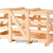 Обрешетки деревянные фото