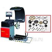 Стенд балансировочный автомат SBM 855. фото